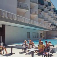 Appartementen Lido di Jesolo met zwembad