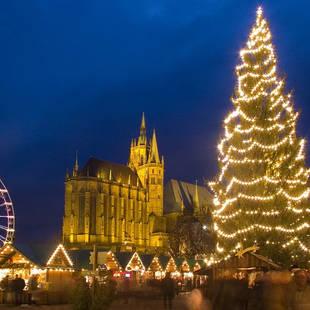 Kerstmarkt Erfurt