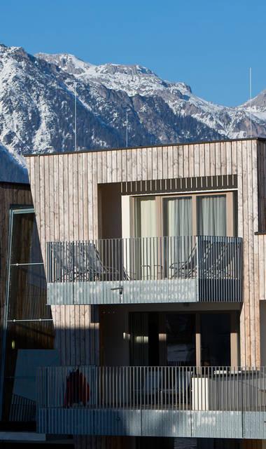 Appartementen Alpenrock Schladming