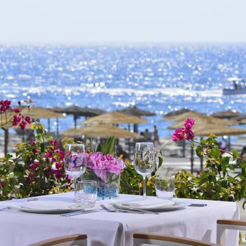 Restaurant Stella di Mare UNAHOTELS Naxos Beach Sicilia