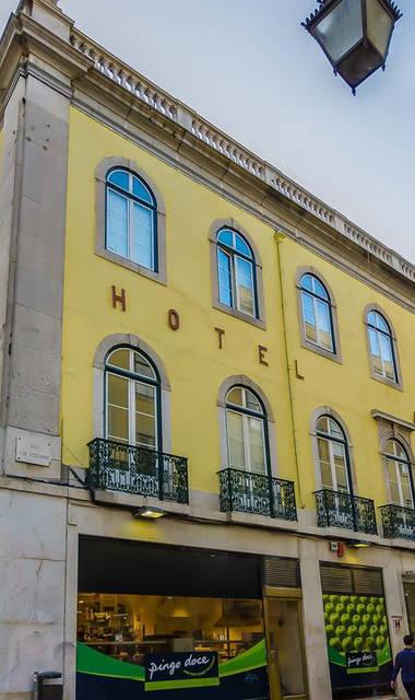 Hotel Inn Rossio (voorheen Americano Inn Rossio)
