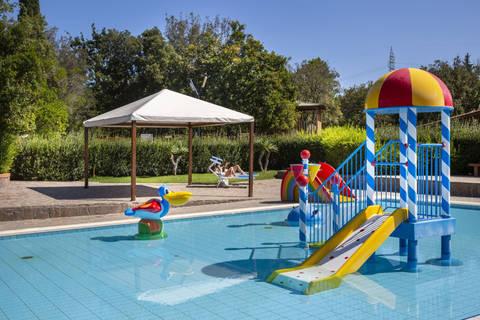 Last minute vakantiepark Toscane 🏕️Camping Montescudaio Village