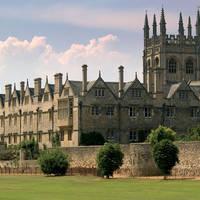 Oxfordshire - Oxford University