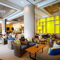 Lobby Patong Merlin Hotel