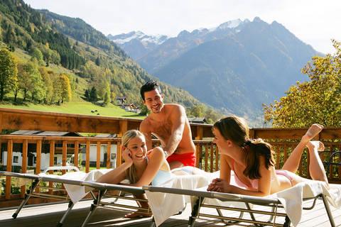 Last minute vakantie Salzburgerland 🚗️Hotel Lampenhäusl