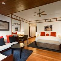 Voorbeeld Deluxe Rainforest kamer