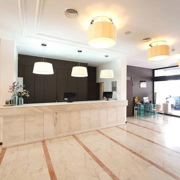 Receptie Appartementen Legendary Lisboa Suites