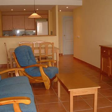 voorbeeld interieur Appartementen Green Mar