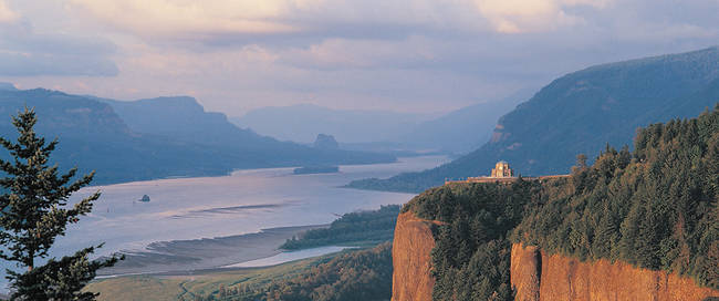 Oregon Columbia River Gorge
