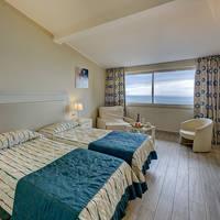 Ariston Hotel - voorbeeld kamer met zeezicht zonder balkon