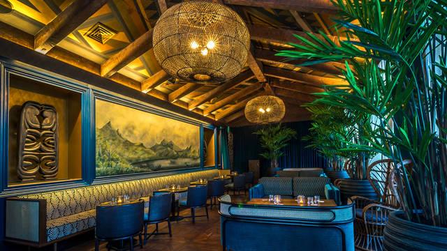 Restaurant Hotel Pod Times Square