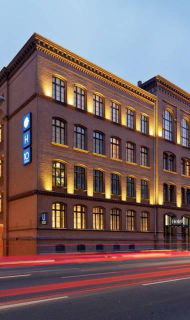 H10 Hotel Berlin Kudamm