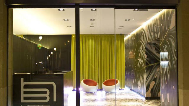 Receptie Hotel Barcelona House