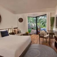 Voorbeeld Deluxe Garden View kamer