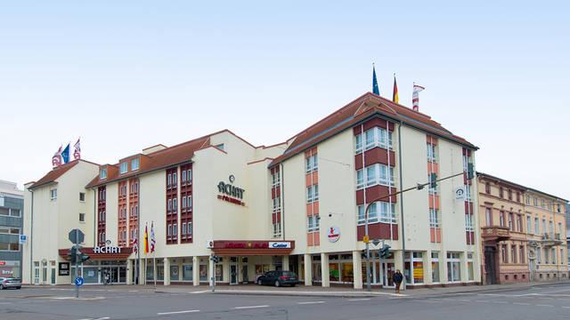 Buitenkant ACHAT Premium Neustadt an der Weinstrasse