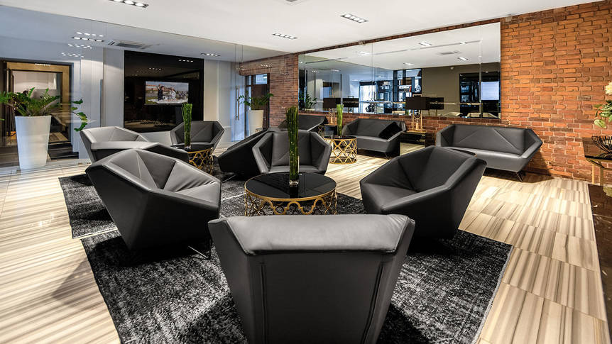 Lounge Hotel Queen Boutique