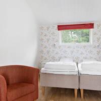 Voorbeeld slaapkamer type A