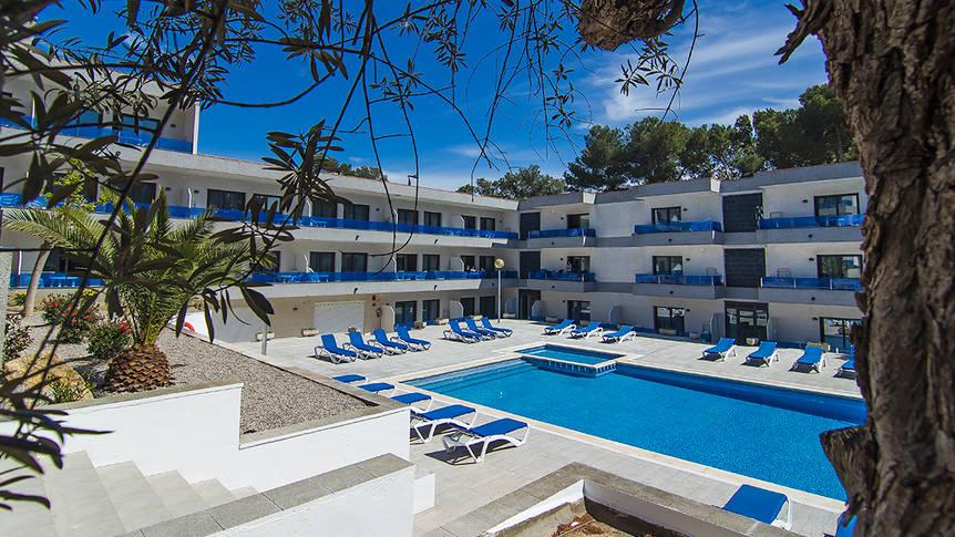 Zwembad Appartementen Treumal Park