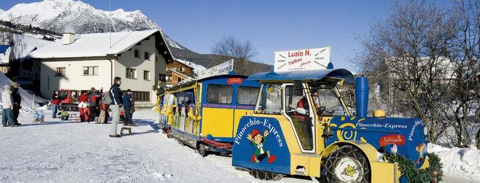 Wintersport Savognin