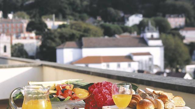 Ontbijt Hotel Tivoli Sintra