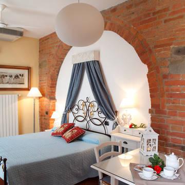 Voorbeeld kamer Hotel Borgo Tre Rose