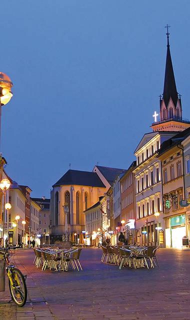 13-daagse busreis Kerst en Oud & Nieuw in Karinthië