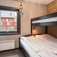 3-kamerappartement slaapkamer voorbeeld