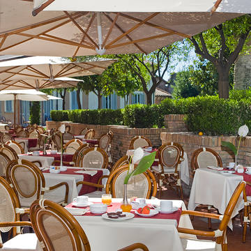 Terras Hotel Kolbe