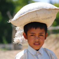 Lokale bevolking Java