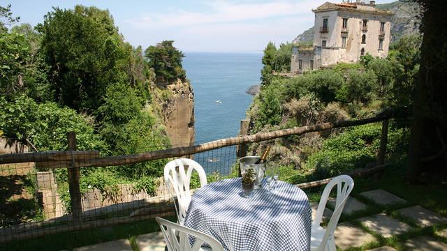 Uitzicht Villaggio Costa Alta