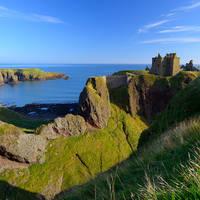 Aberdeen - Dunnottar Castle
