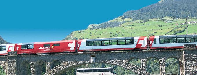 Busreizen Zwitserland