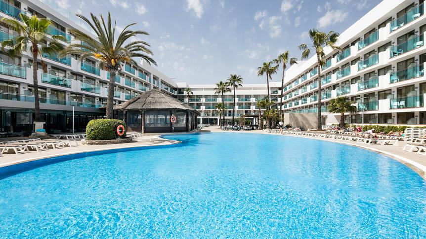Zwembad Hotel Best Maritim