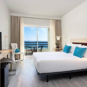 2-pk zeezicht Hotel Tryp Lisboa Caparica Mar