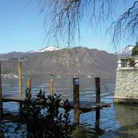 Brug Lago d'Orta