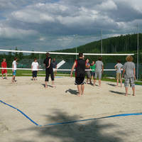 Beachvolleybalveld