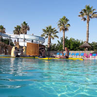Camping Camping L' Air Marin in Vias Plage (Languedoc-Roussillon, Frankrijk)