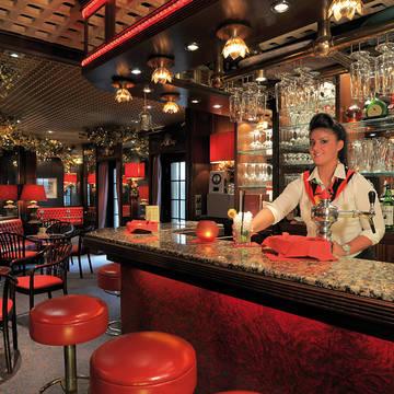 Bar Ringhotel Loew's Merkur
