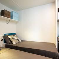 Voorbeeld 4-kamerstacaravan Comfort