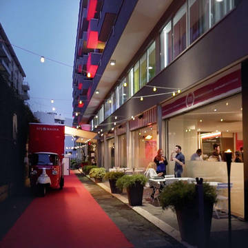Entree Hotel Ripa