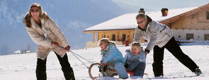 Wintersport Pertisau