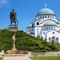 St Savakerk Belgrado