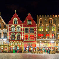 5 daagse busreis Kerst in Brugge en Gent