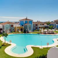 Zonvakantie Resort Cortijo del Mar in Estepona (Costa del Sol, Spanje)