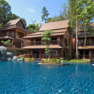 Zwembad Khao Lak Merlin Resort