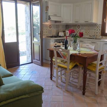 Voorbeeld keuken Poggio Pozzetti
