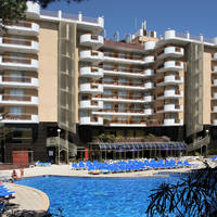 Fachada piscina2-Building & swimming pool2