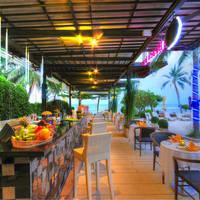 thailand koh samui fenix beach resort restaurant 1