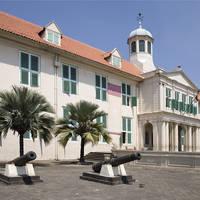 Oude stadhuis van Batavia