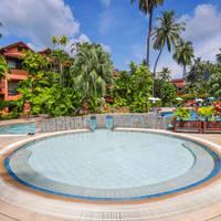 Kid Pool Patong Merlin Hotel